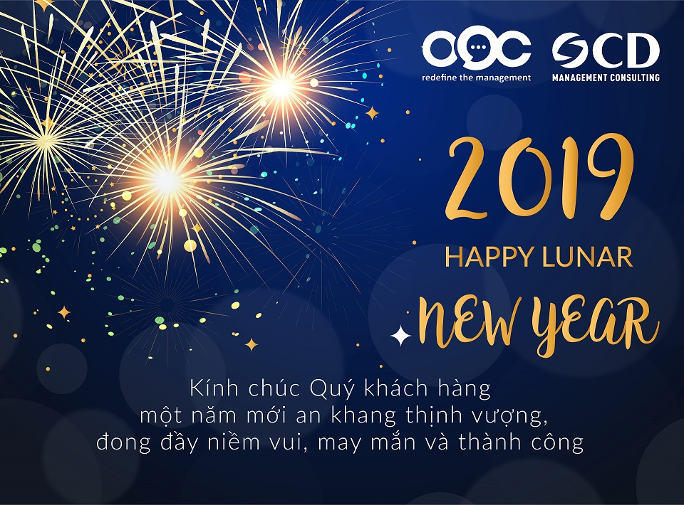 Happy New Year from OOC