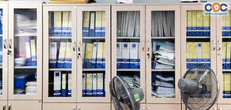 Tài liệu giấy không tiện dụng khi tìm kiếm