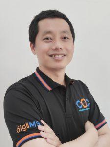 Ông Đinh Đức Trí - Trưởng phòng Phát triển sản phẩm OOC digiiMS