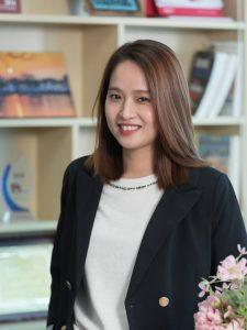 Bà Hoàng Thanh Hương - Trưởng phòng TKDV OOC digiiMS