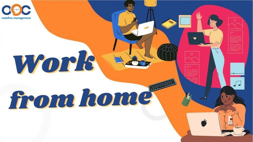 Làm việc tại nhà và xu hướng