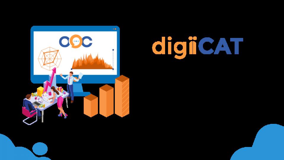 Phần mềm Đánh giá năng lực digiiCAT