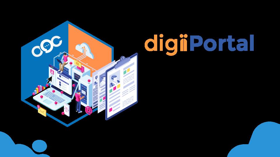 Cổng thông tin nhân sự digiiPortal