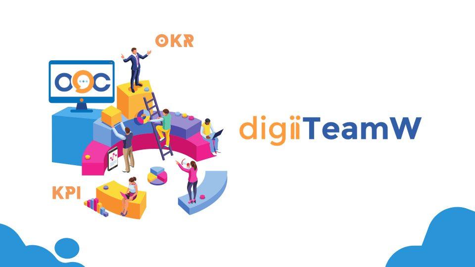 Phần mềm Quản lý Công việc digiiTeamW