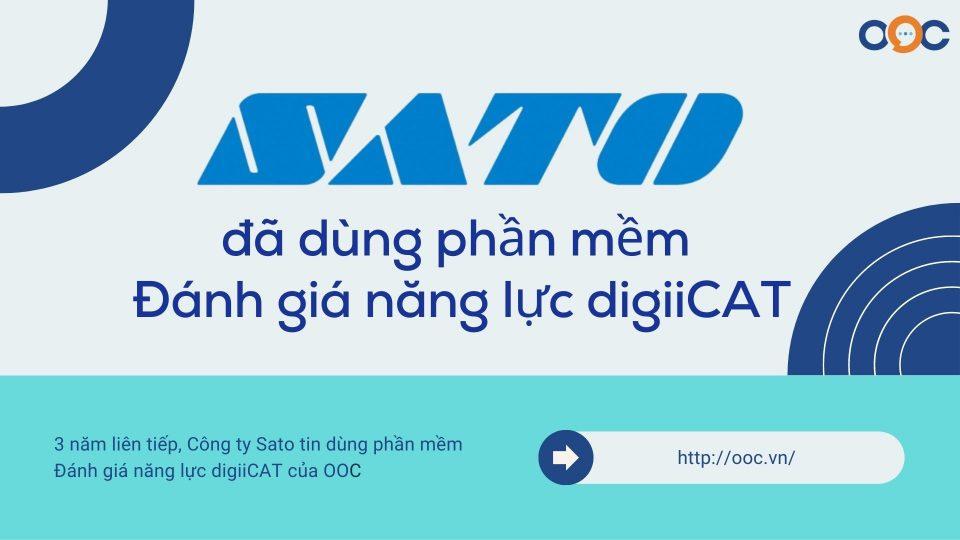 Sato digiiCAT