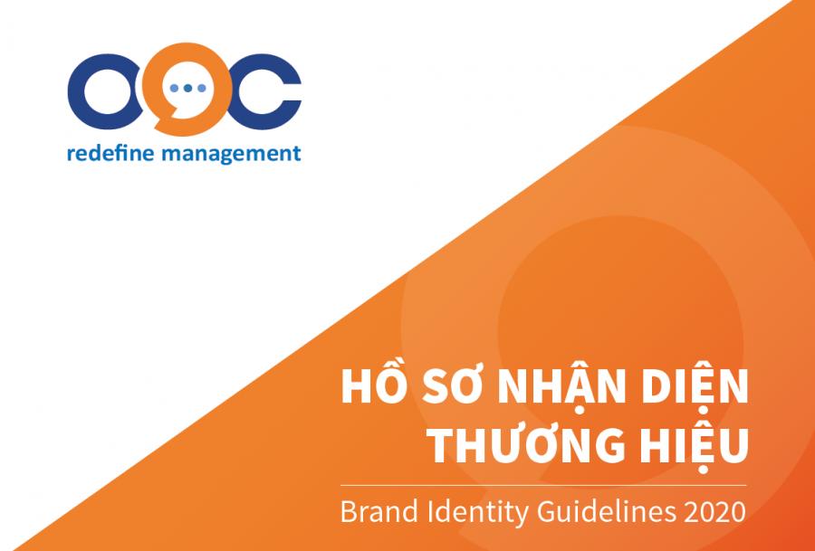 Hồ sơ nhận diện thương hiệu OOC - OOC Brand Guildlines